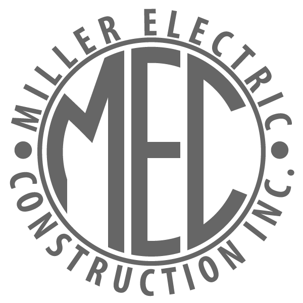 Miller Electric Construction Inc. Logo